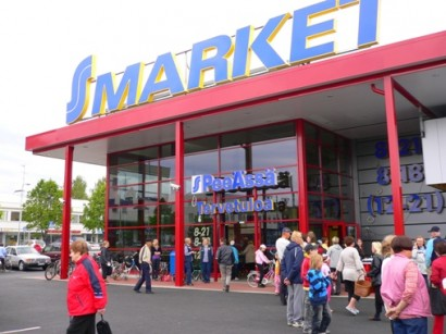 Suonenjoki S-Market 2009